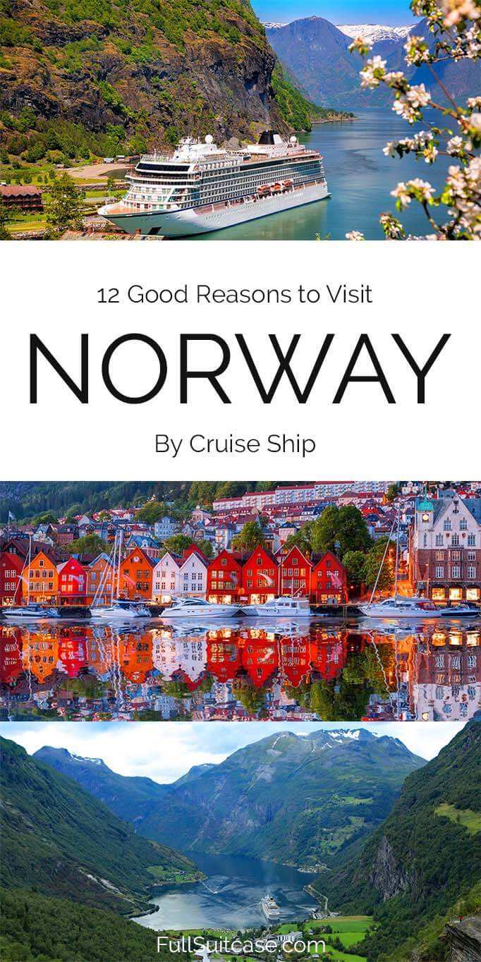 Why to consider Norway cruise