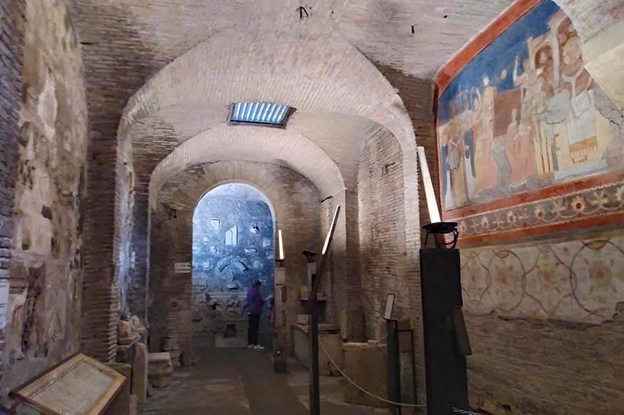 Basilica San Clemente in Rome