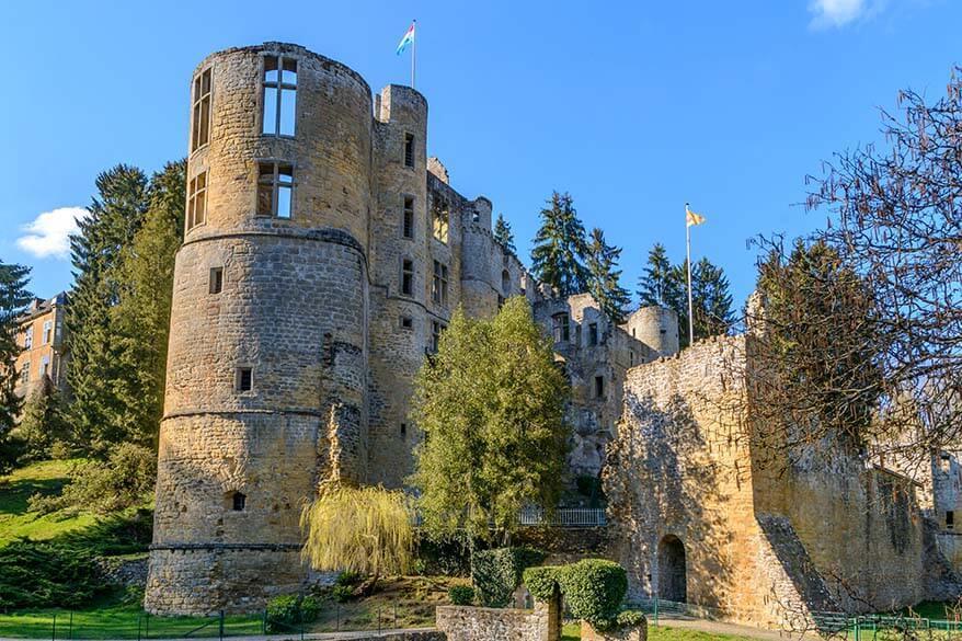 Beaufort Castle Luxembourg