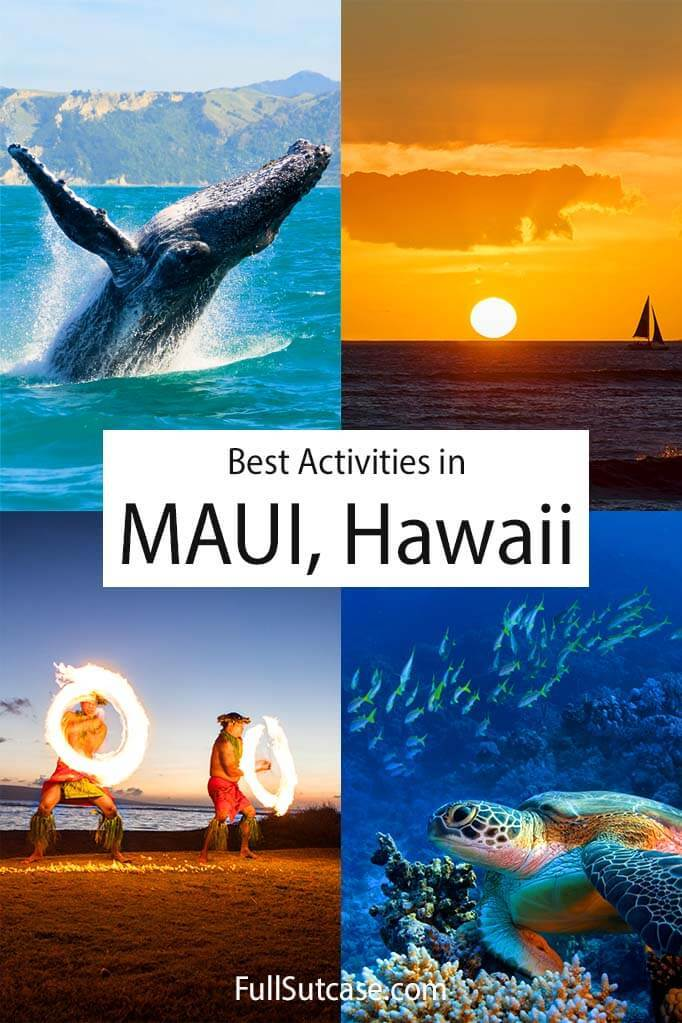 Best Maui activities, tours, and excursions for your Hawaii bucket list