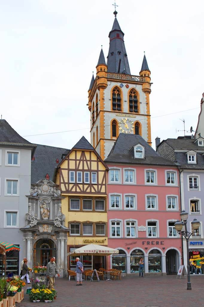 Best day trips from Luxembourg - Trier in Germany
