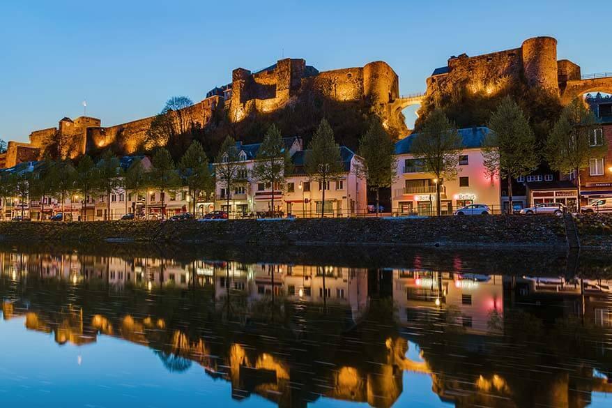 Bouillon Castle and town in Belgium