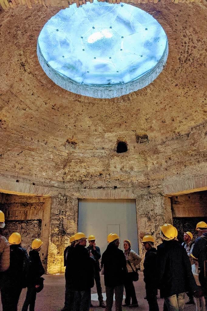 Domus Aurea Oculus