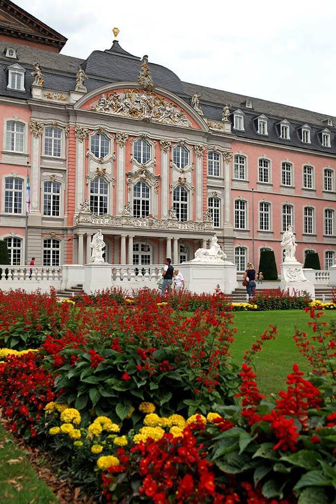 Electoral Palace in Trier Germany
