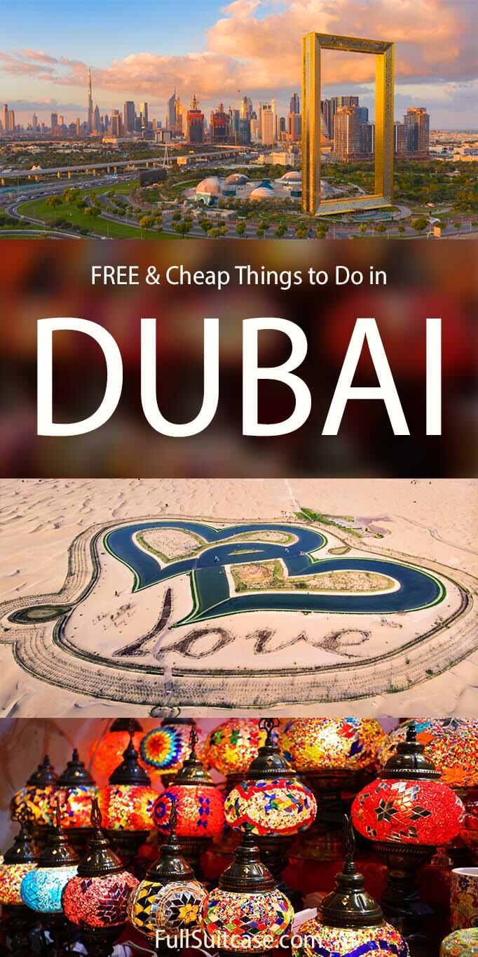 Free and cheap things to do in Dubai