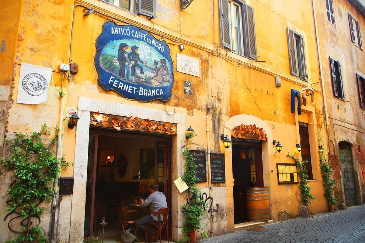 Hidden gems of Rome Italy
