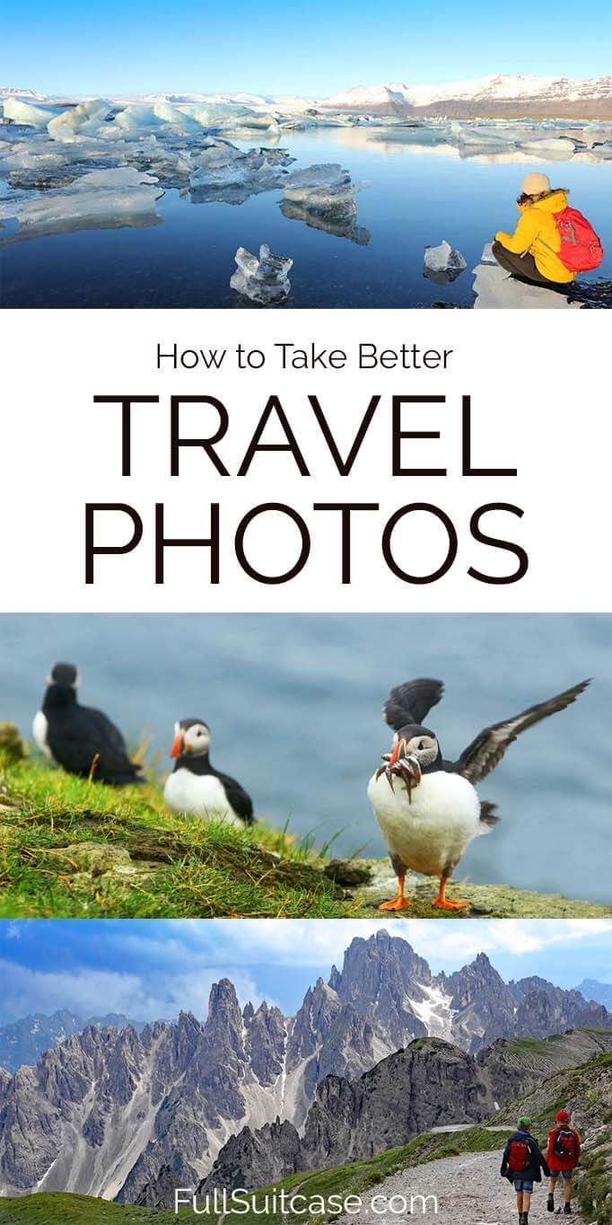 How to take better vacation pictures