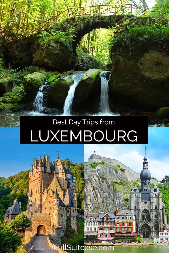 Luxembourg day trips and best places to see nearby