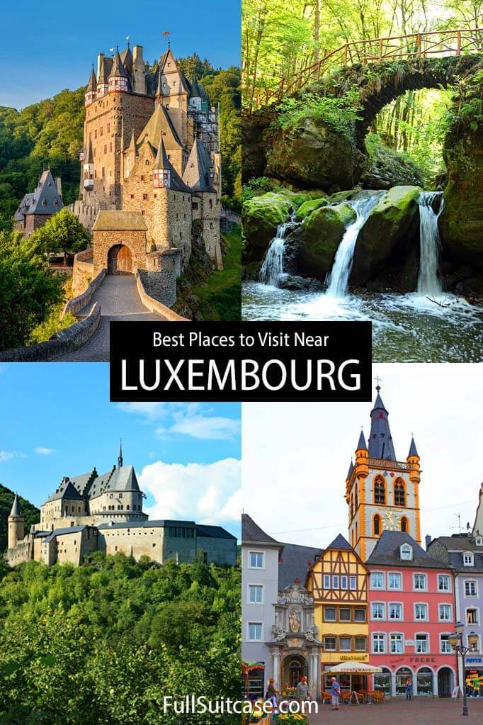 Luxembourg trips and best places to visit nearby