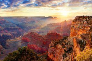 National Parks in April