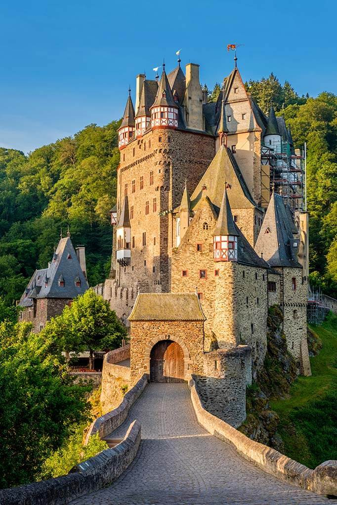 Places to visit near Luxembourg - Eltz Castle in Germany