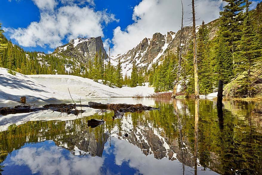 Rocky Mountain National Park is one of the most popular national parks in the United States