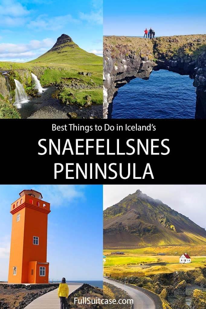 Snaefellsnes Peninsula things to do