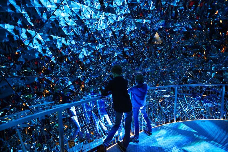 Swarovski Kristallwelten museum near Innsbruck in Austria