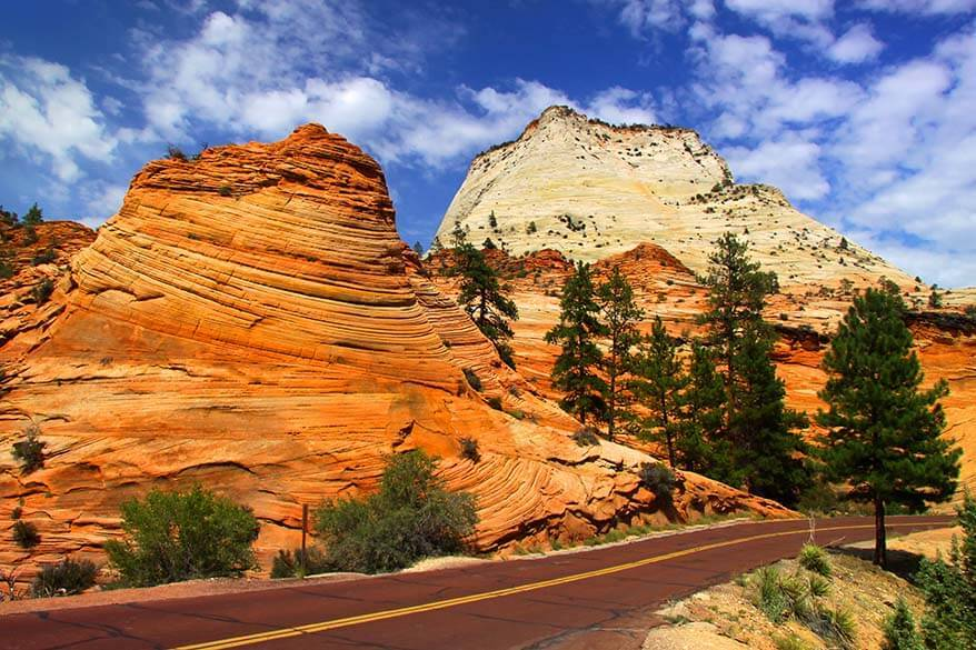 Zion National Park is one of the top American national parks to visit