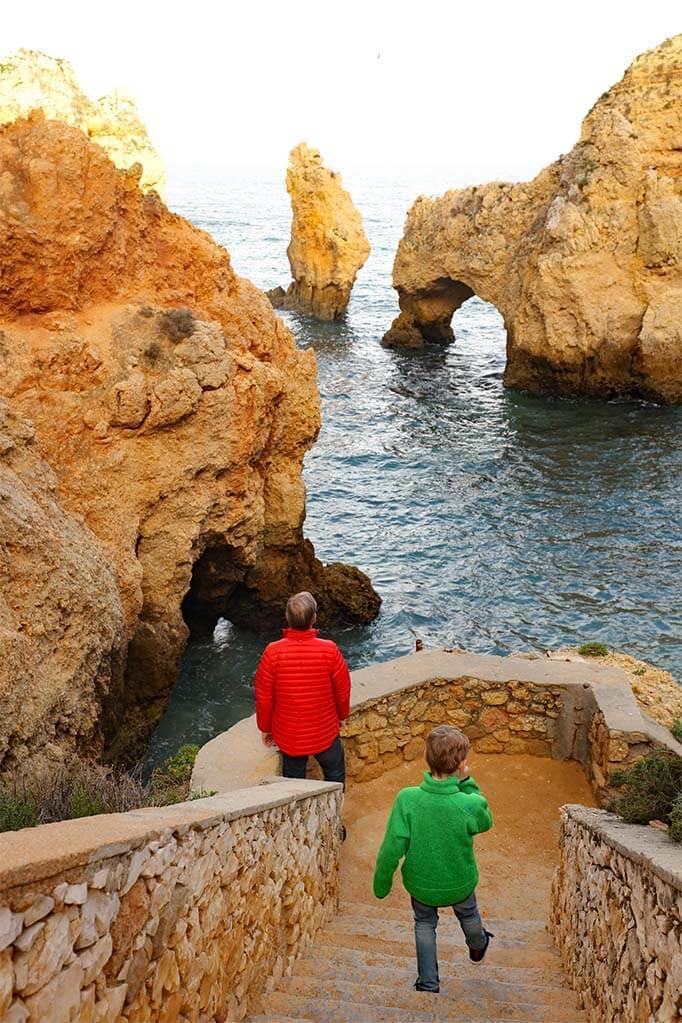 Algarve in April