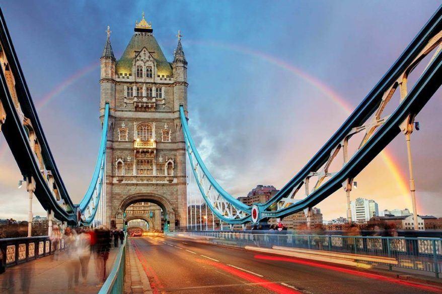 Best UK cities