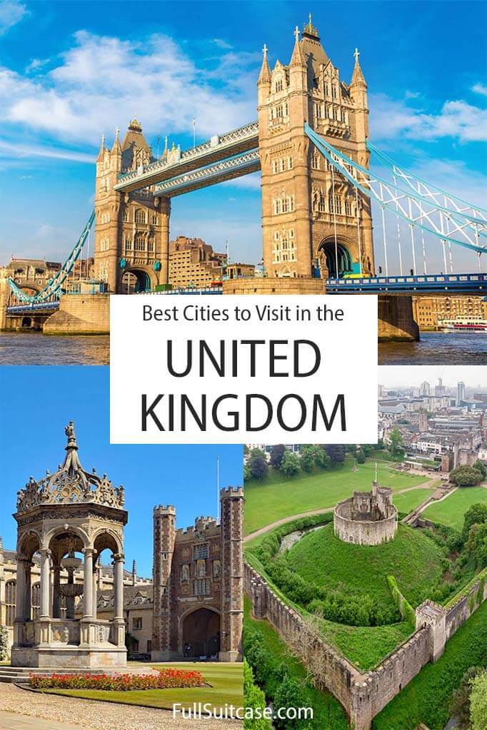 Best UK cities to visit for tourists