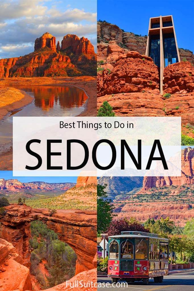 Best places to see and things to do in Sedona Arizona