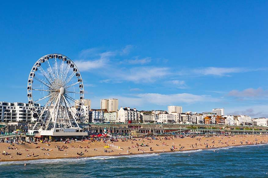 Brighton Beach UK
