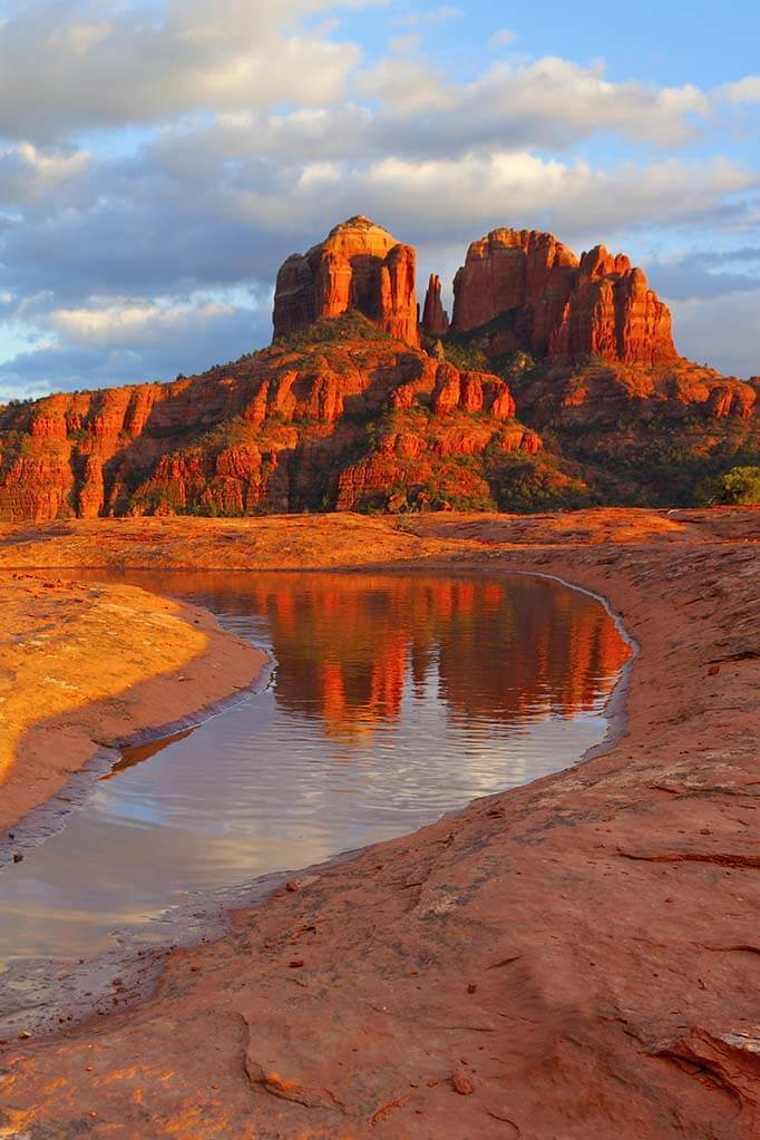 Cathedral Rock is one of the nicest places to see in Sedona