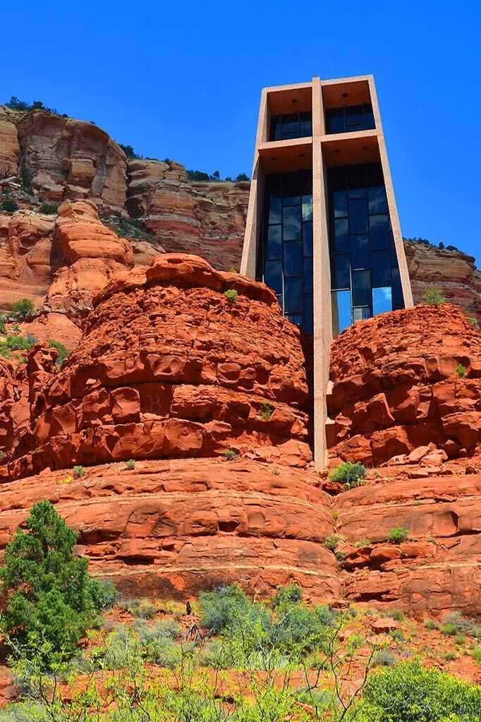 Chapel of the Holy Cross - must see in Sedona