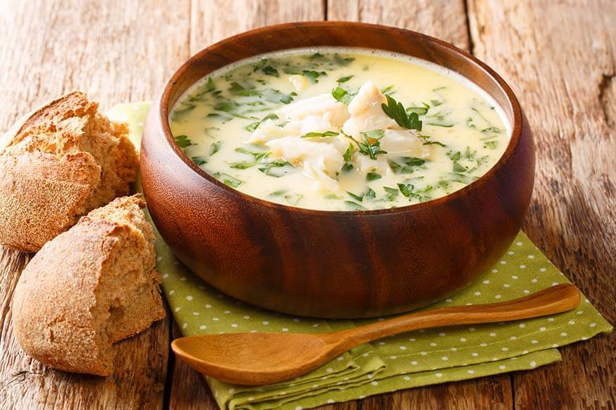Cullen Skink - traditional Scottish fish soup