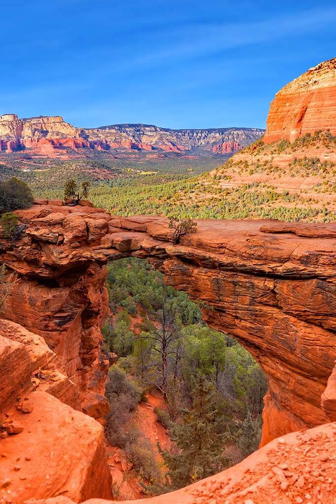 Devils Bridge - best hike in Sedona Arizona