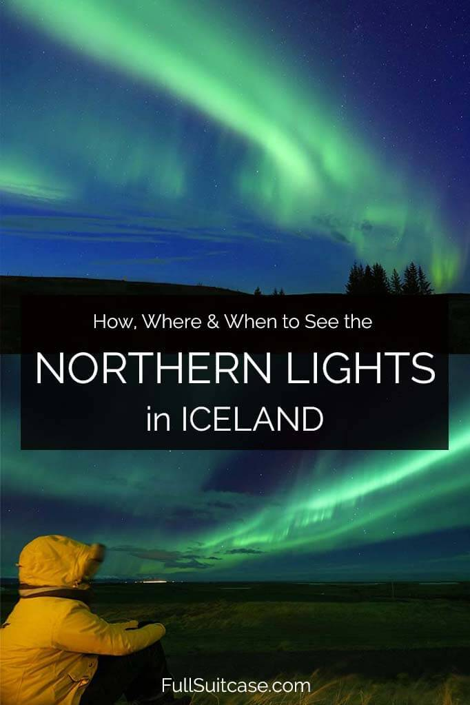 Northern Lights in Iceland - all your questions answered