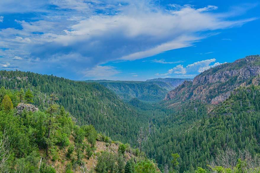 Oak Creek Vista Arizona
