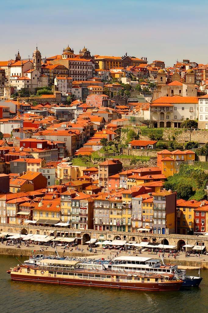 Porto in April