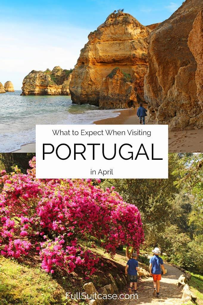 Portugal in April - what to expect and seasonal travel tips