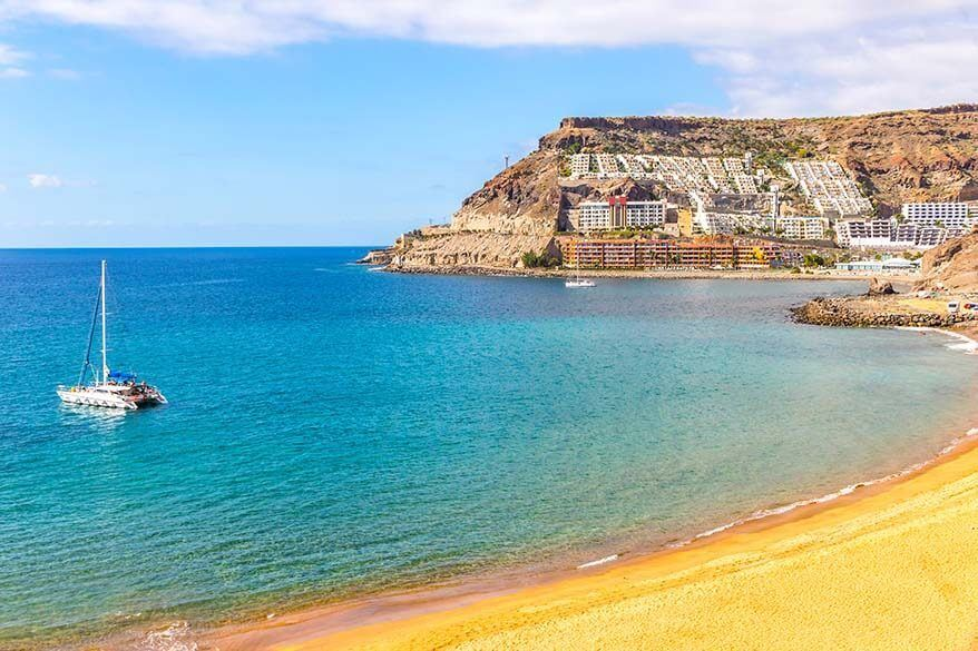 Puerto Rico de Gran Canaria - perfect spring break getaway in Europe