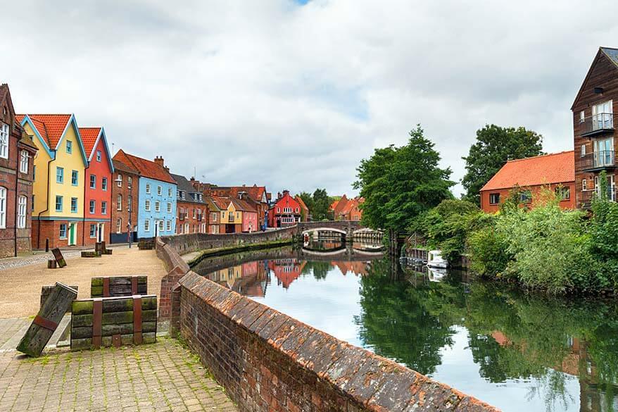 Quayside Norwich
