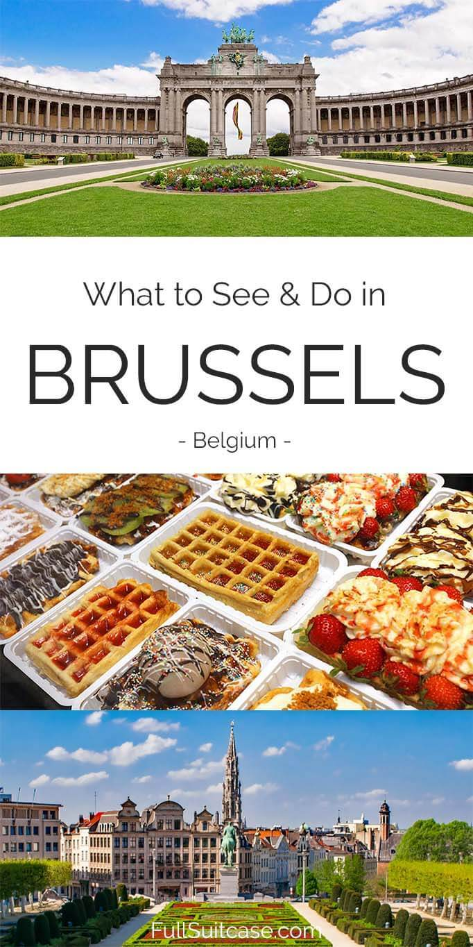 What to see and do in Brussels