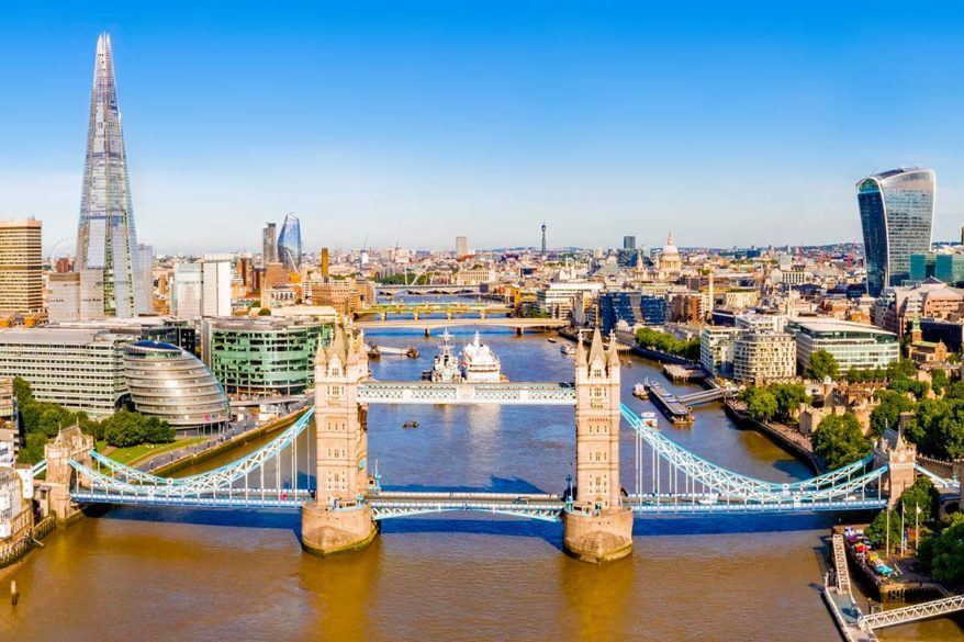 Best London views