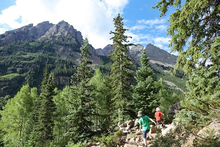 Best things to do in Aspen in summer - hiking