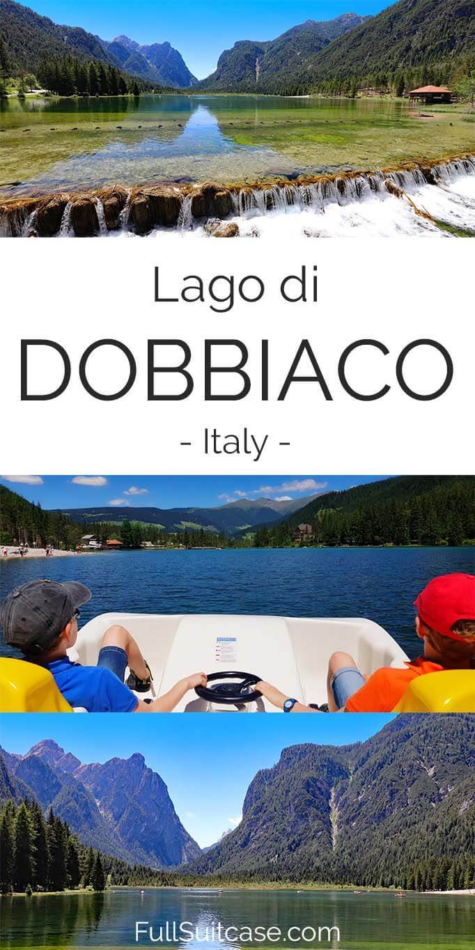 Complete guide to visiting Lago di Dobbiaco (Toblacher See) in Italy