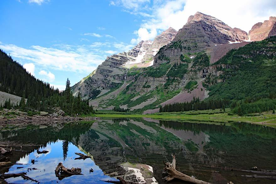 Crater Lake - best places to visit in Aspen