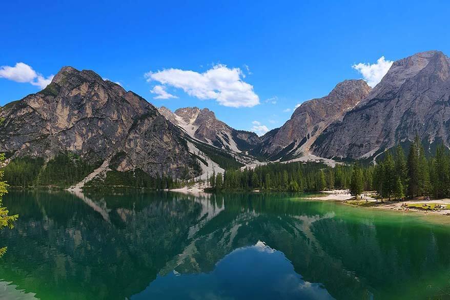 Lago di Braies - Pragser Wildsee
