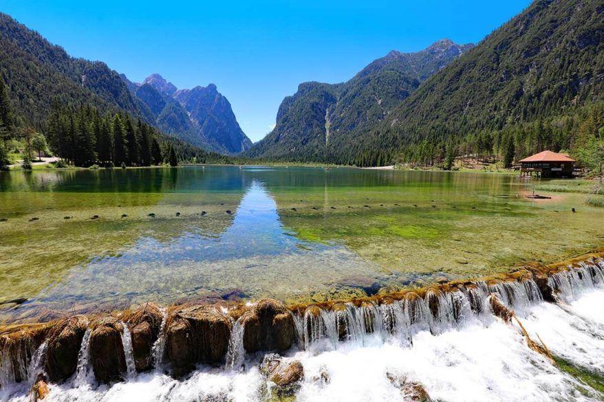 Lago di Dobbiaco (Toblacher See)