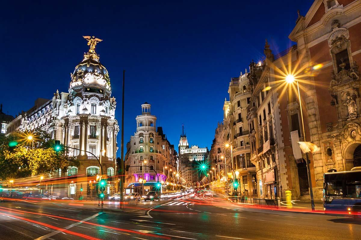 One Day in Madrid: What to See, Itinerary, Map & Tips
