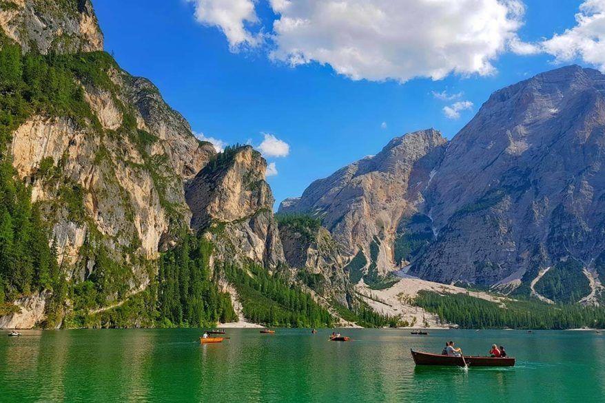 Pragser Wildsee - Lago di Braies