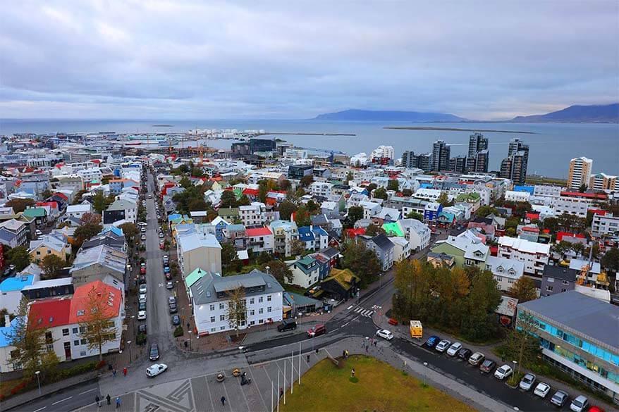 Reykjavik 101 - best area to stay in Reykjavik