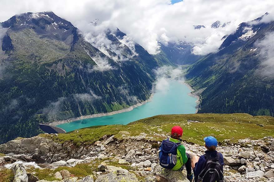 Austrian Tirol with kids