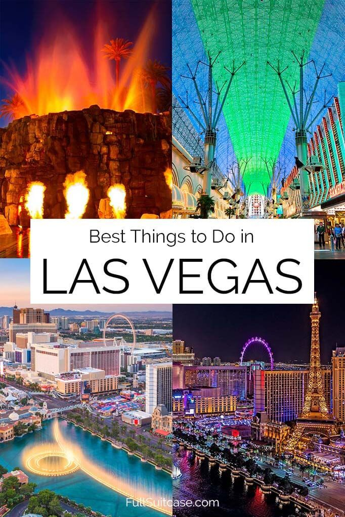 Best attractions and things to do in Las Vegas