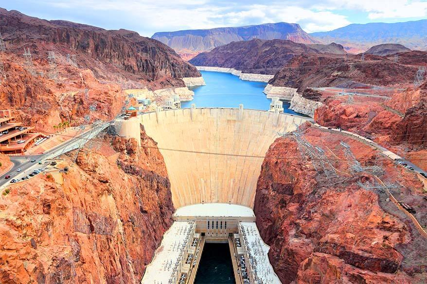 Hoover Dam is not to be missed in Vegas