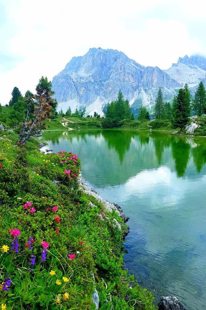 How to visit Lago di Limides in the Italian Dolomites