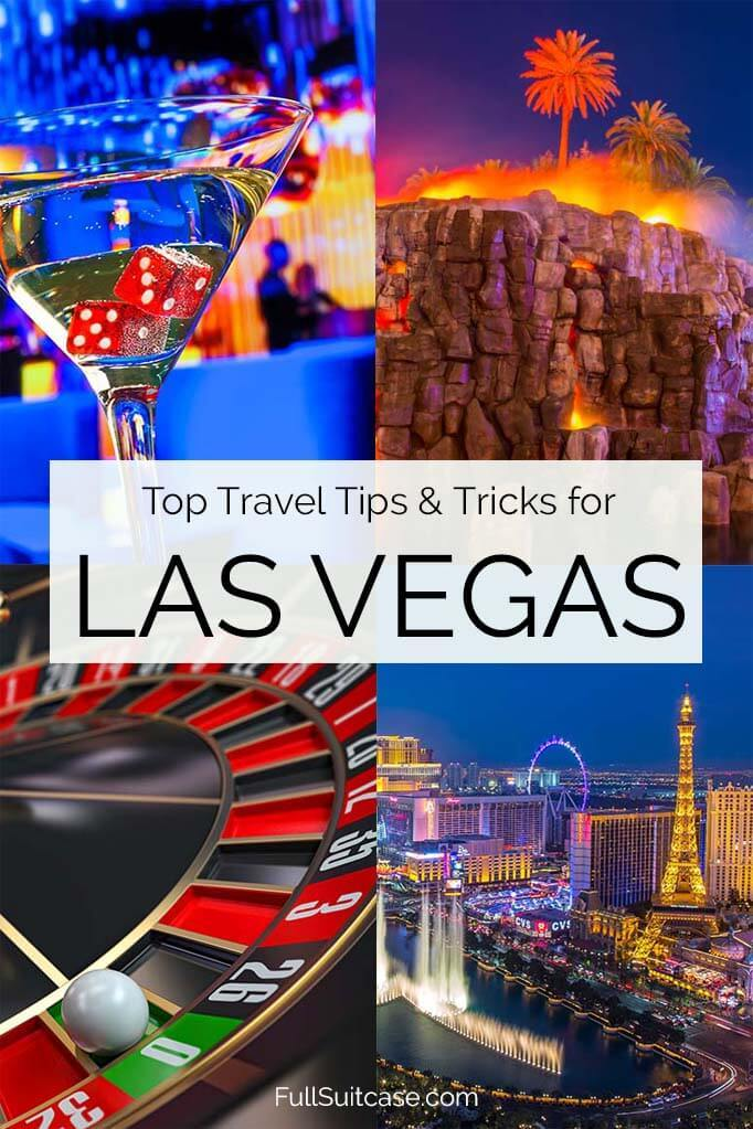 Las Vegas tips for your first visit