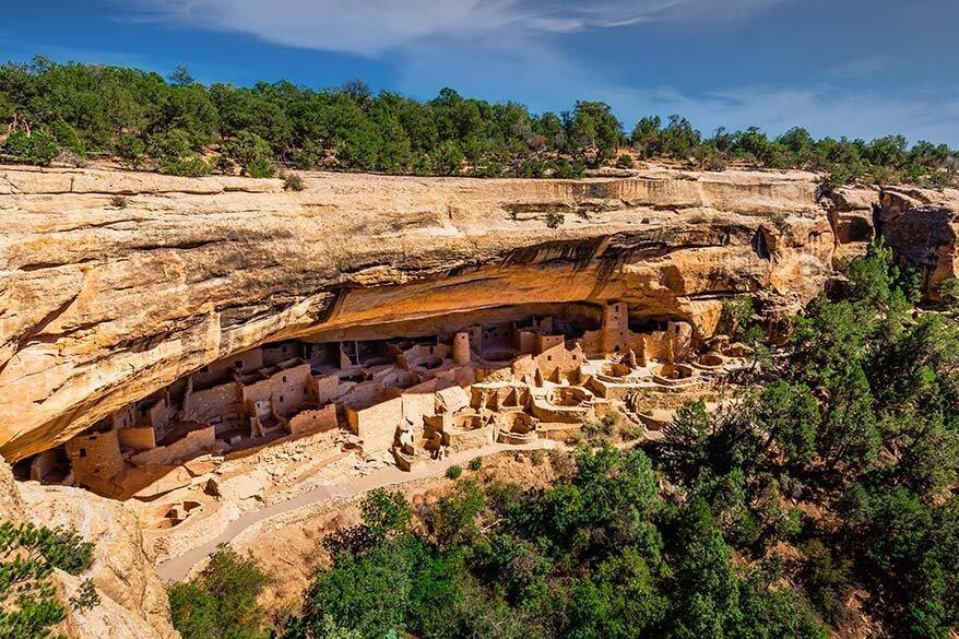National Parks in June - Mesa Verde National Park
